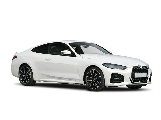 BMW 4 Series Coupe 420i M Sport 2dr Auto [GL]