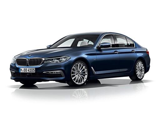 BMW 5 Series Saloon 520i MHT M Sport Step 4dr Auto [GL]